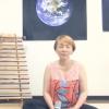 今日は、マインドフルネス瞑想会をしましたよ。