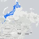 世界地図と、全宇宙はバーチャルって話し